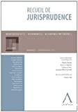 Recueil de jurisprudence : responsabilité, assurances, accidents du travail : volume II, jurisprudence 2012