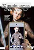 Vingt ans de nouveau droit d'auteur = 20 jaar nieuw auteursrecht