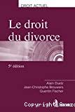 Droit du divorce : 5ème édition