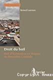 Droit du bail : bail d'habitation en Région Bruxelles-Capitale