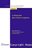 Démocratie dans l'Union européenne