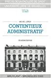 Contentieux administratif ; deuxième édition