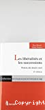 Les Libéralités et les successions : précis de droit civil : 6ème édition