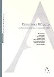 L'Assurance R.C. auto : les 25 ans de la loi du 21 novembre 1989