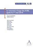 Nouveau visage des ASBL après le 1er mai 2019