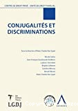 Conjugalités et discrimination