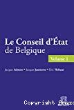 Le Conseil d'Etat de Belgique