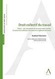 Droit collectif du travail : tome 2 : les instruments de la concertation sociale : la convention collective de travail et le règlement de travail