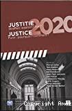 Justice 2020 : punir : pourqoi ? comment ? : actes du colloque du 3 mars 2016 = Justitie 2020 : straffen : waarom ? hoe ? : handelingen van het colloquium van 3 maart 2016