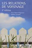 Les Relations de voisinage : 2ème édition