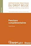 Pensions complémentaires