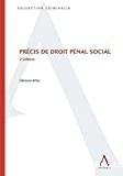 Précis de droit pénal social : 2ème édition