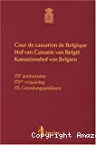 Cour de cassation de Belgique : 175ième anniversaire