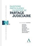Questions particulières en matière de partage judiciaire