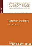 Détention préventive