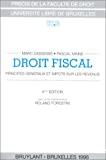Droit fiscal : principes généraux et impôts sur les revenus