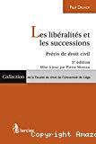 Libéralités et les successions : précis de droit civil : 5ème édition mise à jour par Pierre Moreau