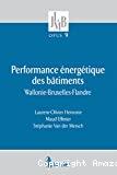 Performance énergétique des bâtiments : Wallonie - Bruxelles - Flandre
