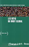 Défis du droit global