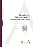 Protection de la rémunération : 50 ans d'application de la loi du 12 avril 1965